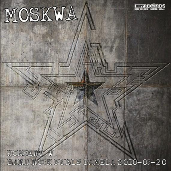 """MOSKWA """"Live Pub Pamela 20.05.2010"""""""