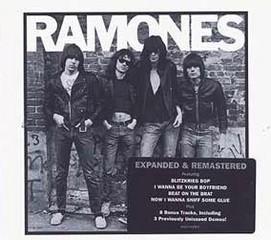 "RAMONES ""Ramones""(expanded & remastered)"