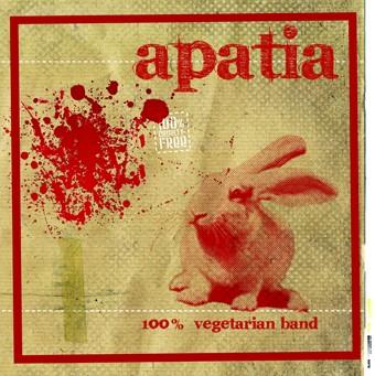 """APATIA """"100% Vegeterian Band"""""""