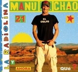 "MANU CHAO ""La Radiolina"""