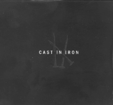 """CAST IN IRON """"I-X"""""""