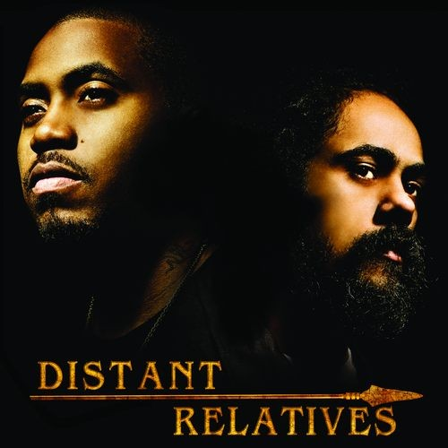 """NAS & DAMIAN MARLEY """"Distant relatives"""""""