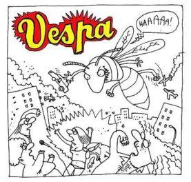 """VESPA """"Potwór"""""""