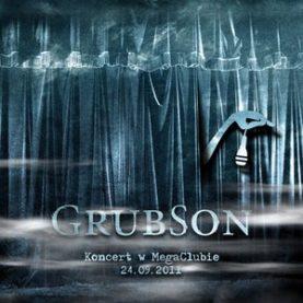 """GRUBSON """"Koncert w MegaClubie 24.10.2011"""""""