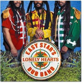 """EASY STAR ALL STARS """"Easy star's lonely hearts dub band"""""""