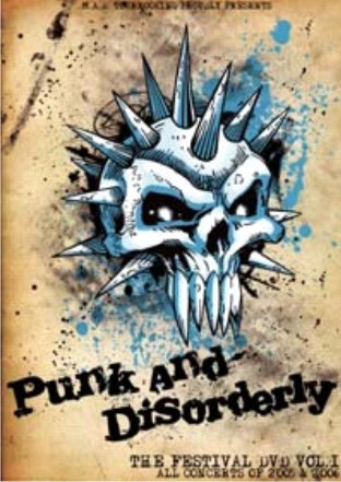 PUNK AND DISORDERY Vol.1