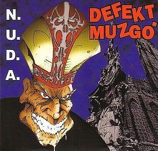 """DEFET MUZGÓ """"N.U.D.A."""""""