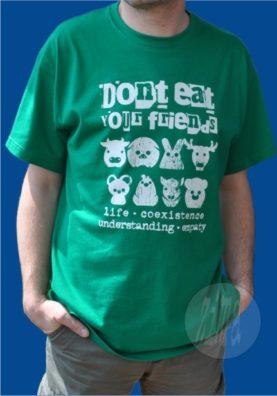 Koszulka DON'T EAT YOUR FRIENDS