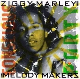 "ZIGGY MARLEy & THE MELODY MAKERS ""Conscious party"""