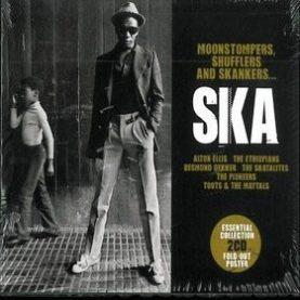 Ska Moonstompers, Shufflers And Skankers