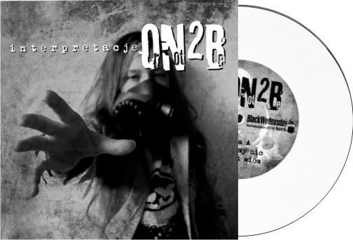 """OR NOT TO BE """"Interpretacje"""" limit. okł. vinyl biały"""