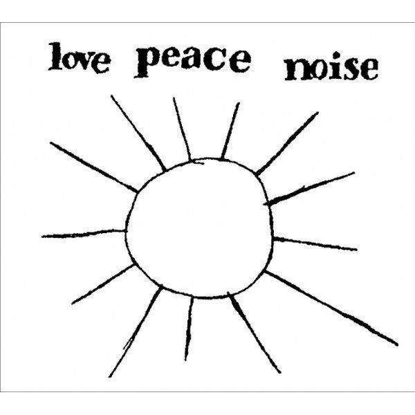 """EWA BRAUN """"love peace noise"""""""