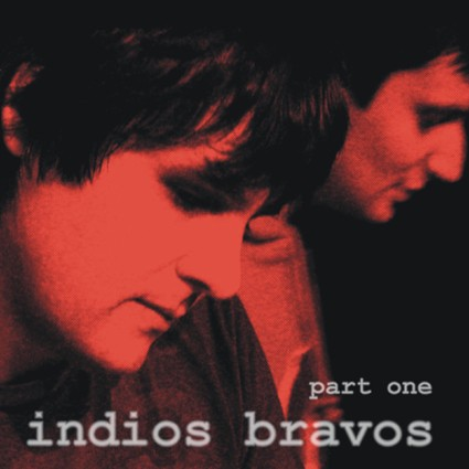 "INDIOS BRAVOS ""Part one"" czarny vinyl"