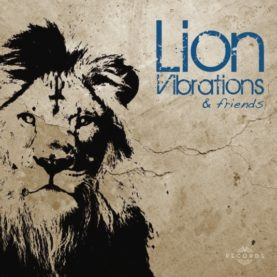 """LION VOBRATIONS """"Friends"""""""