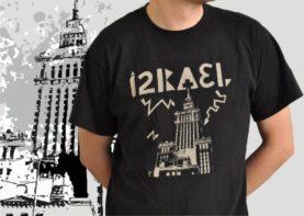 IZRAEL koszulka męska