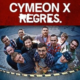 CYMEON X/REGRES split