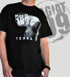 """Koszulka PLAGIAT 199 """"Terra"""""""