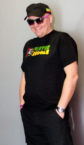 Koszulka męska WINTER REGGAE 2015
