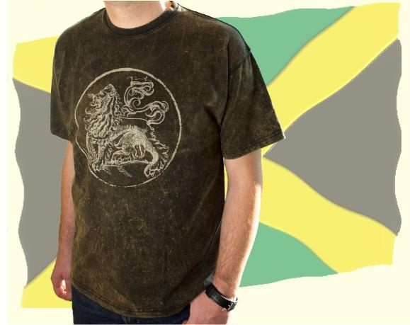 Koszulka Oldschool Lion