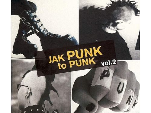 JAK PUNK TO PUNK vol 2