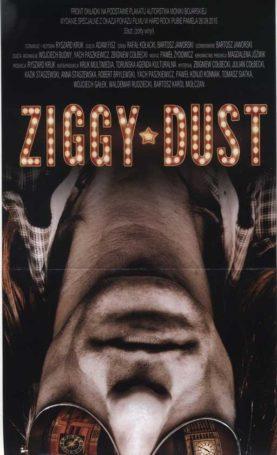 """BIKINI """"Ziggy Dust"""" żółty winyl"""