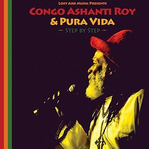 "CONGO ASHANTI ROY & PURA VIDA ""Step by step"""