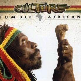 """CULTURE """"Humble african"""""""