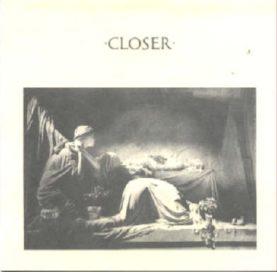 "JOY DIVISION ""Closer"""