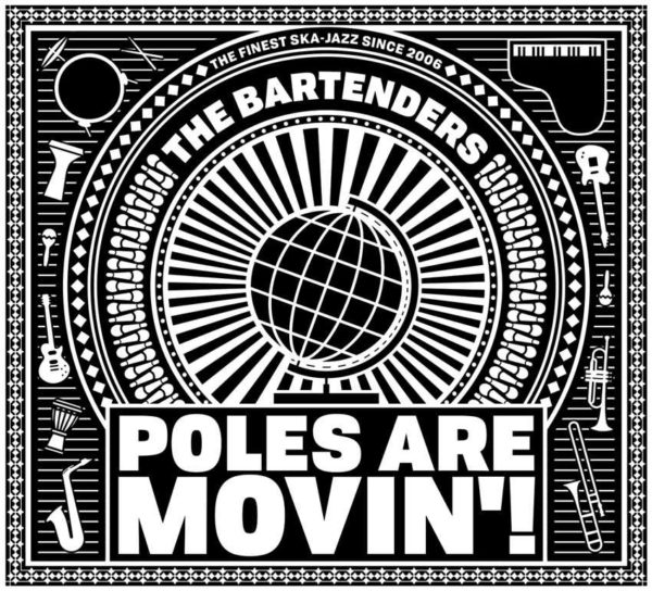 """THE BARTENDERS """"""""Poles are movin'!"""""""
