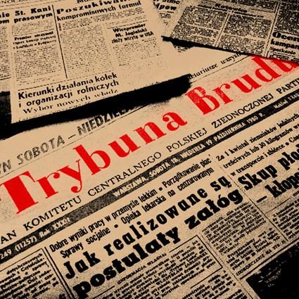 "TRYBUNA BRUDU ""PGNM, live in Garaż"""