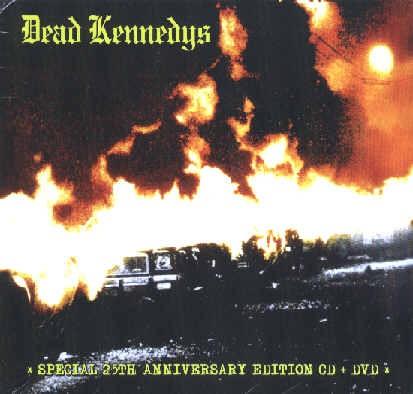 "DEAD KENNEDYS ""Fresh Fruit For Rotting Vegetables (Sp.Ed.)"""