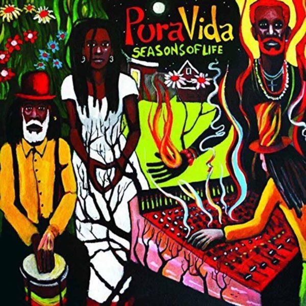 """PURA VIDA """"Seasons of life"""""""