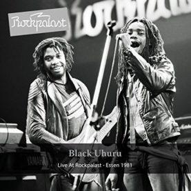 """BLACK UHURU """"LIVE AT ROCKPALAST- Essen 1981"""""""