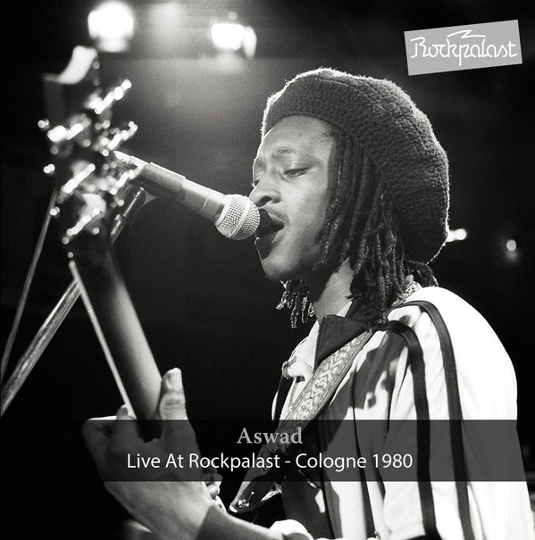 """ASWAD """"Live At Rockpalast Cologne 1980"""""""
