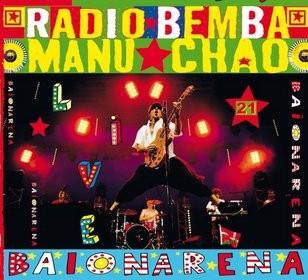 "MANU CHAO ""Live Baionarena"""