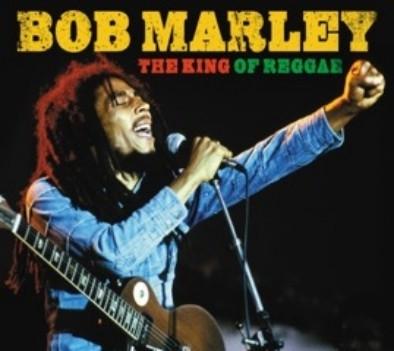 "BOB MARLEY ""THE KINGSTON REGGAE"""