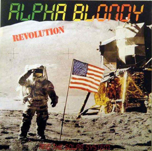 "ALPHA BLONDY ""Revolution"""