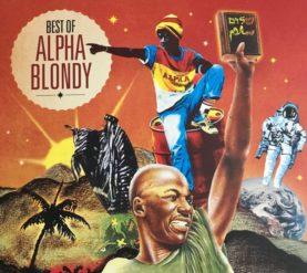 "ALPHA BLONDY ""Best Of Alpha Blondy"""
