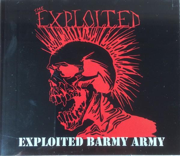 "THE EXPLOITED ""Exploited Barmy Army"""