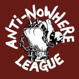 """ANTI-NOWHERE LEAGUE """"Long live the league"""""""