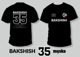 BAKSHISH 35-lecie męska