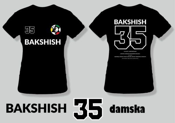 BAKSHISH 35-lecie damska
