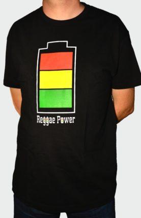 REGGAE POWER! koszulka męska