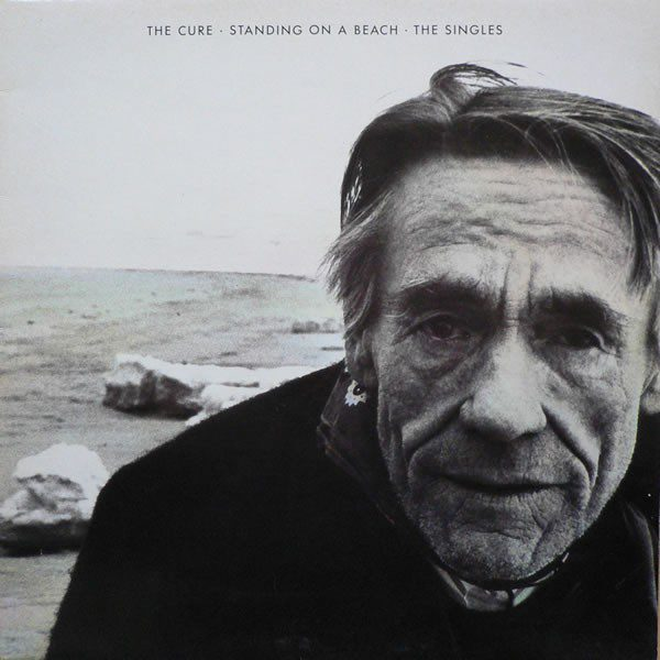 """THE CURE """"Standing on a Beach"""""""