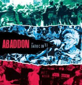 "ABADON ""Jarocin 93"""