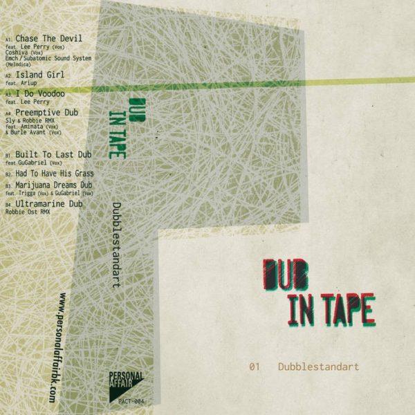 "DUBBLESTANDART ""Dub in tape"""