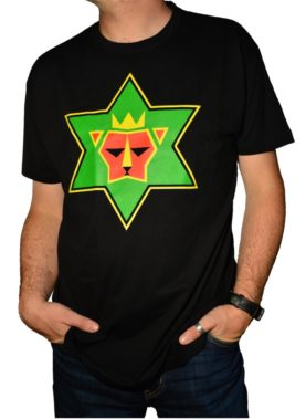 LEW koszulka czarna