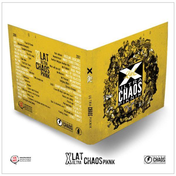 X LAT ULTRA CHAOS PIKNIKU LIVE 2016/2017
