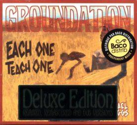 "GROUNDATION ""Each One Teach One (Édition Deluxe, dub versions)"" 2CD"
