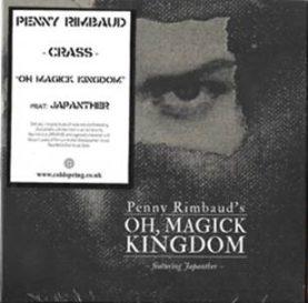 """PEENY RIMBAUD """"Oh Magic Kingdom"""""""